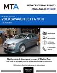 MTA Volkswagen Jetta III berline