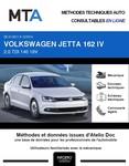 MTA Volkswagen Jetta IV berline