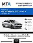 MTA Volkswagen Jetta V berline