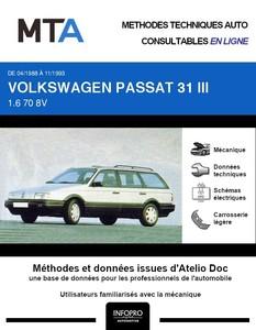 MTA Volkswagen Passat III break