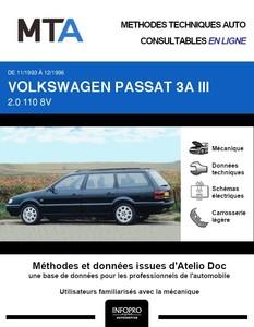 MTA Volkswagen Passat IV break
