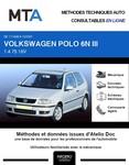 MTA Volkswagen Polo III 3p phase 2