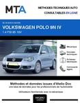 MTA Volkswagen Polo IV 3 portes phase 2