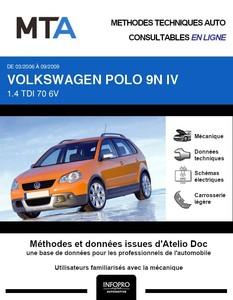 MTA Volkswagen Polo IV 5 portes phase 2