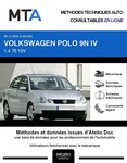 MTA Volkswagen Polo IV berline phase 1
