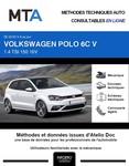 MTA Volkswagen Polo V 3 portes phase 2