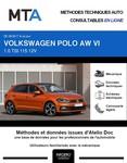 MTA Volkswagen Polo VI