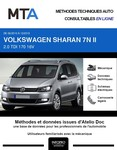 MTA Volkswagen Sharan II phase 1