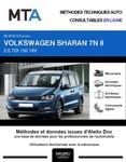 MTA Volkswagen Sharan II phase 2