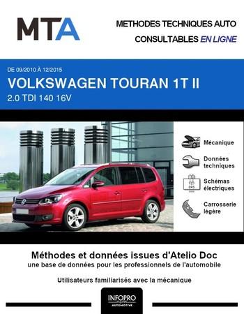 MTA Volkswagen Touran II