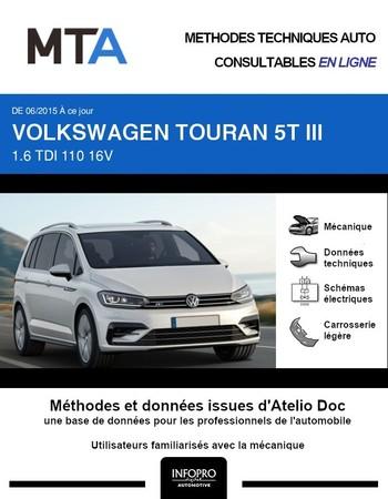 MTA Volkswagen Touran III