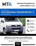 MTA Volkswagen Transporter T5 combi 5p phase 2