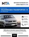 MTA Volkswagen Transporter T6 combi 5p phase 1