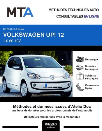 MTA Volkswagen Up 3p phase 1