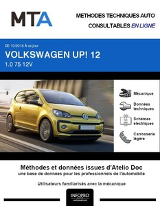 MTA Volkswagen Up 3p phase 2