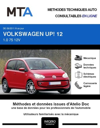 MTA Volkswagen Up 5p phase 1