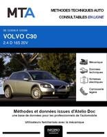 MTA Volvo C30 phase 1