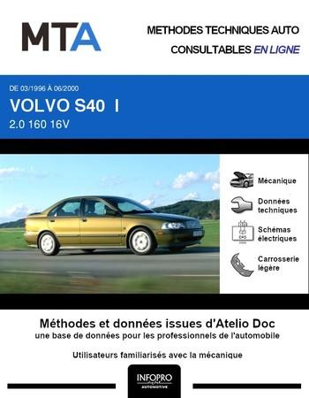 MTA Volvo S40 I phase 1