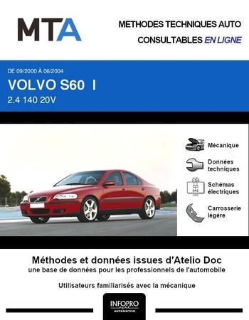 MTA Volvo S60 I phase 1