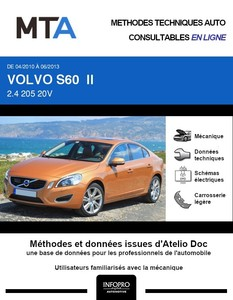 MTA Volvo S60 II phase 1