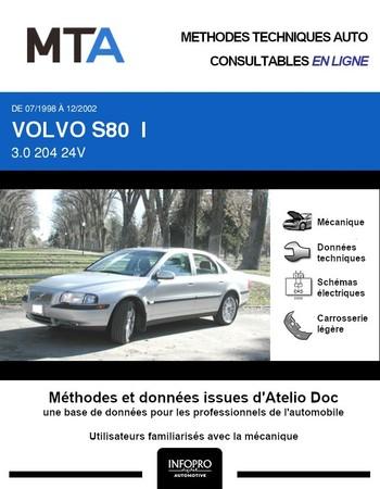 MTA Volvo S80 I phase 1