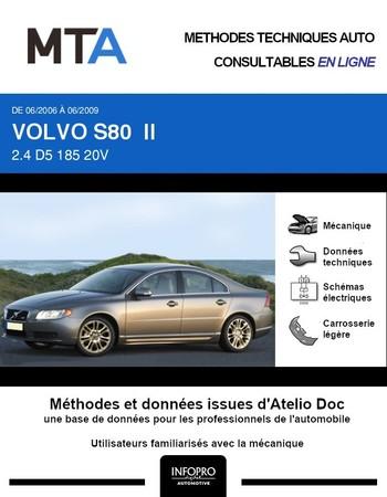 MTA Volvo S80 II phase 1