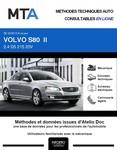 MTA Volvo S80 II phase 3