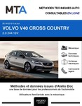 MTA Volvo V40 Cross Country phase 2