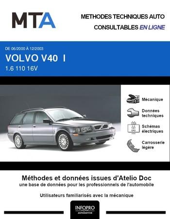 MTA Volvo V40 I phase 2