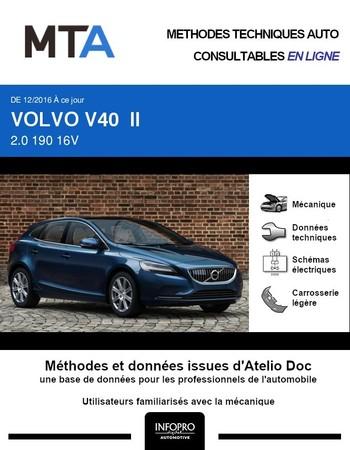 MTA Volvo V40 II phase 2