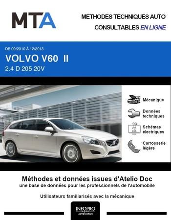 MTA Volvo V60 II phase 1