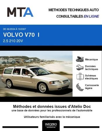 MTA Volvo V70 II phase 2