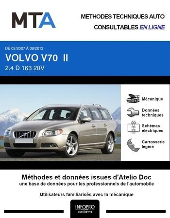 MTA Volvo V70 III phase 1