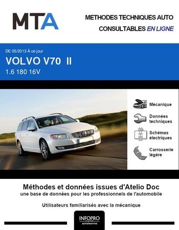MTA Volvo V70 III phase 2