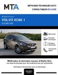 MTA Volvo XC60 I phase 2