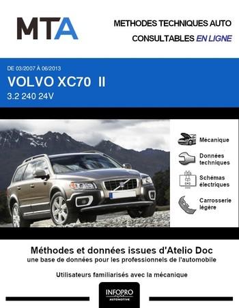 MTA Volvo XC70 II phase 1