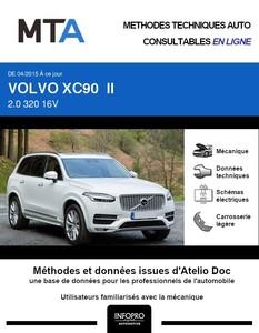MTA Volvo XC90 II phase 1
