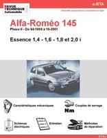 Revue Technique Alfa Romeo 145