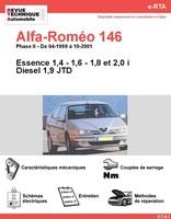 Revue Technique Alfa Romeo 146