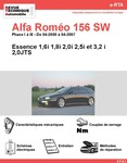 Revue Technique Alfa Romeo 156 Sportwagon essence