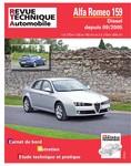 Revue Technique Alfa Romeo 159 JTD