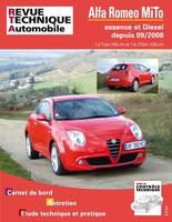 Revue Technique Alfa Romeo Mito phase 1