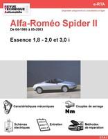 Revue Technique Alfa Romeo Spider