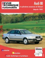 Revue Technique Audi 80 B4