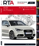 Revue Technique Audi A1 I (8X) phase 1
