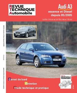 Revue Technique Audi A3 8P