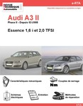 Revue Technique Audi A3 8P essence