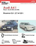 Revue Technique Audi A4 B5 essence