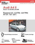 Revue Technique Audi A4 B7 essence