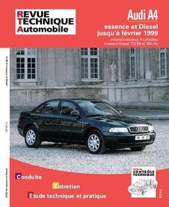 Revue Technique Audi A4 I (B5) phase 1